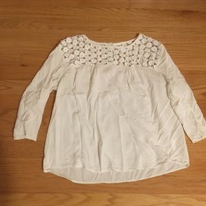 Women's Old Navy Lace Top